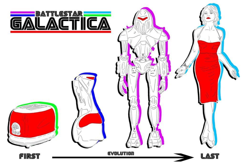 Battlestar Galactica X IMMAGINE