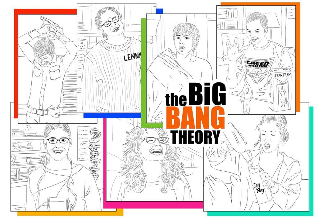 bigbangtheory X IMMAGINE