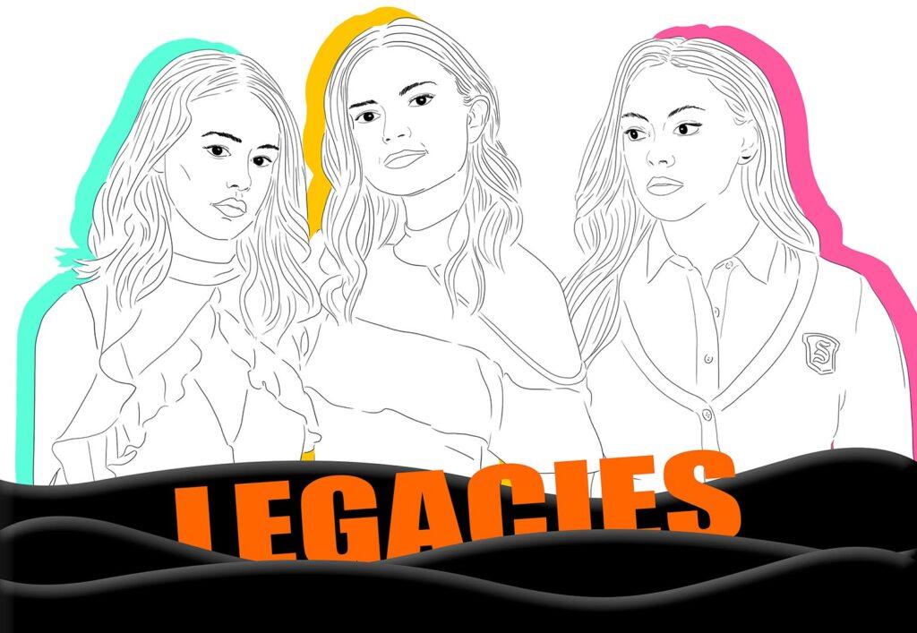 legacies X IMMAGINE