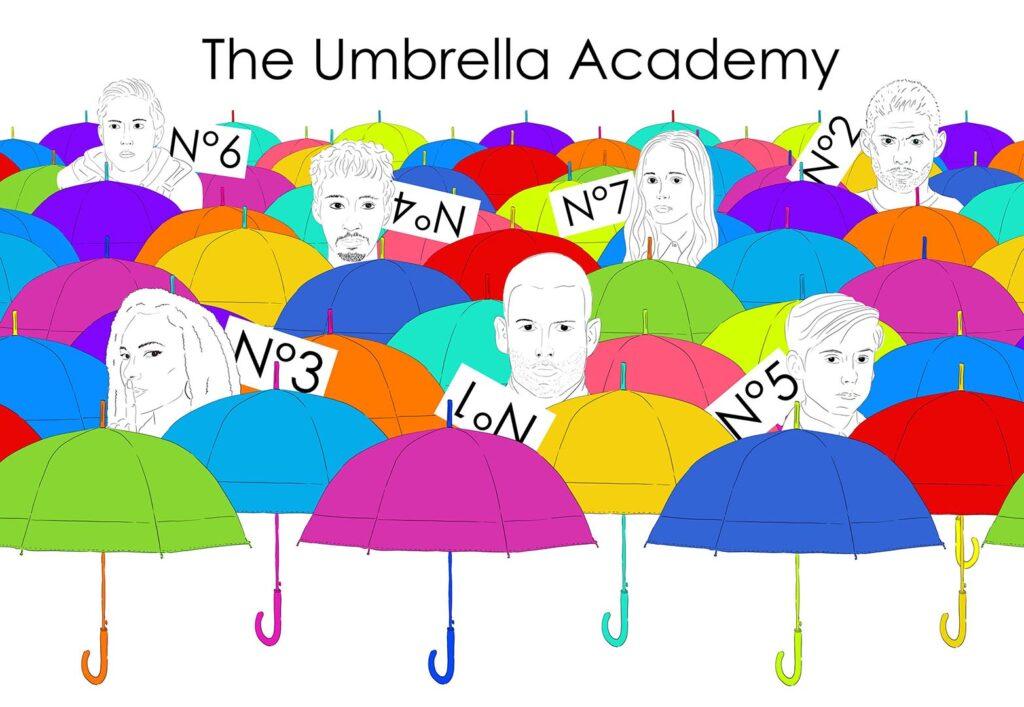 umbrella X IMMAGINE