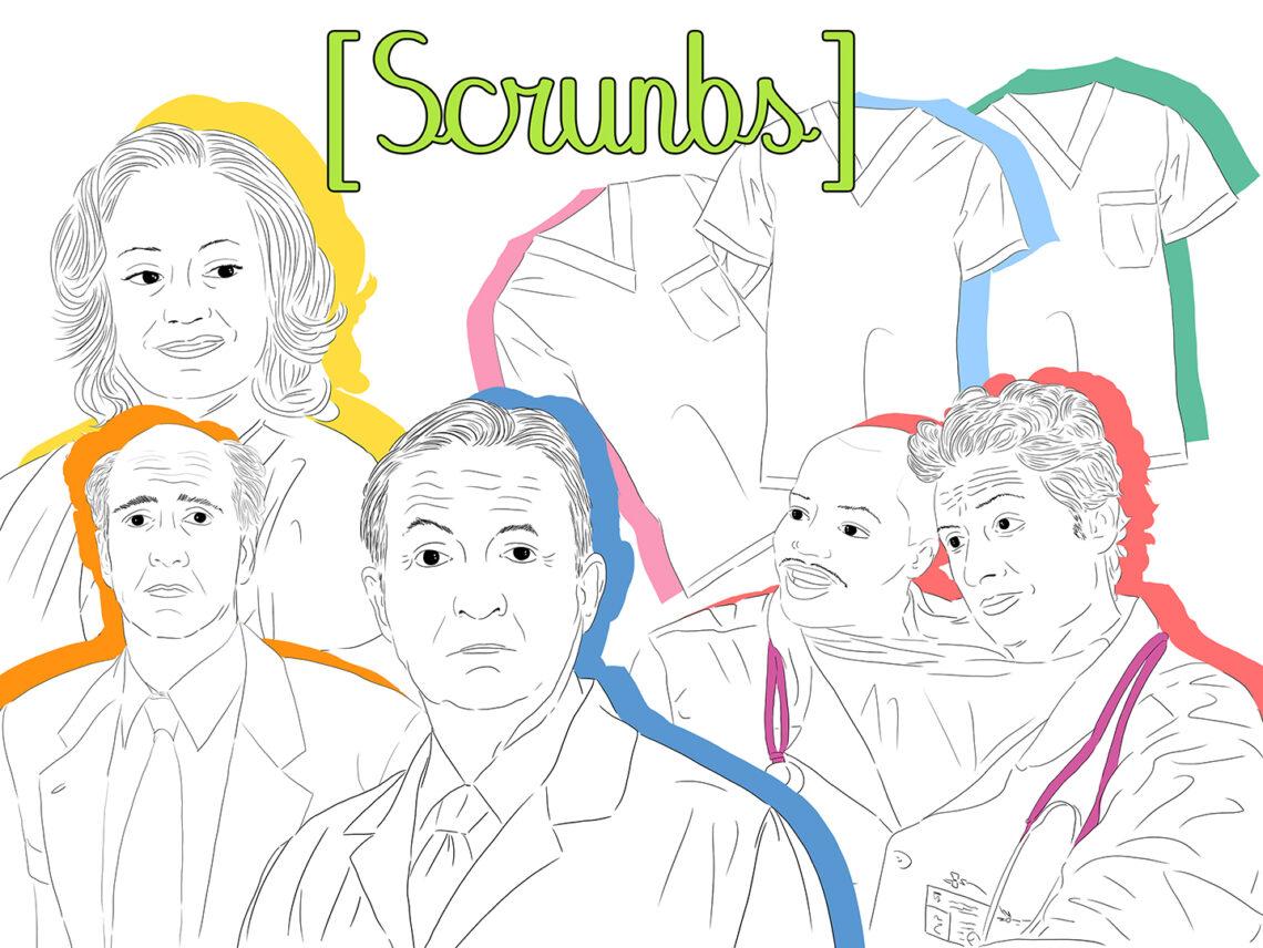serie scrubs